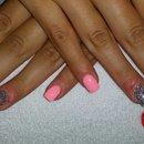 Pink Nails/Neon Nails/Nails