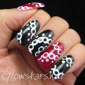 Read the blog post at http://glowstars.net/lacquer-obsession/2014/06/every-sun-goin-down-was-a-picture-then/