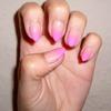 Nude-Pink Ombré