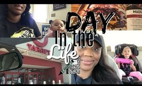 Day In The Life Of A Single Mom   Back to School Shopping