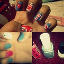 The Wanted Nails