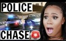 STORYTIME | WAS IN POLICE CHASE (NOT CLICKBAIT!) | BeautybyGenecia