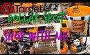 TARGET DOLLAR SPOT | HALLOWEEN & FALL DECOR