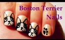 Boston Terrier Nails