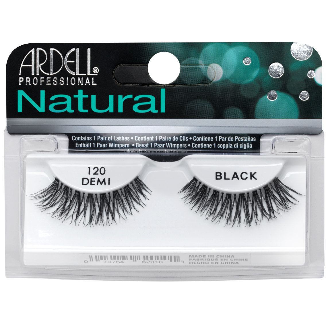b1098d918f8 Ardell Natural Lashes 120 Demi Black | Beautylish