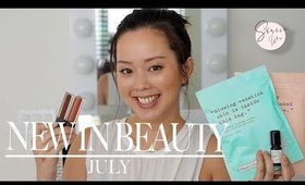 NEW IN BEAUTY JULY 2018