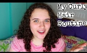 My (Naturally) Curly Hair Routine (ft. Briogeo, and Devacurl) || Such A Claire