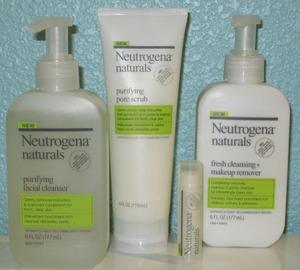 Neutrogena Naturals haul (Walgreens BOGO 50% OFF)