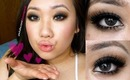 Sultry Smokey Eyes for Prom (Monolids Approved! ^_^ )