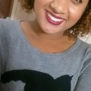 Just a pretty lip color I was wearing the other day
