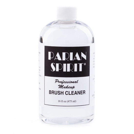 Parian Spirit Professional Makeup Brush Cleaner 16 oz. product smear.