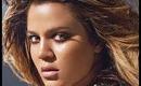 Khloe Kardashian Arabic Green Smokey Cat eye