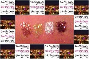 My Showgirl Days Glitter Quad