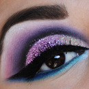 Purple Glam
