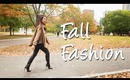 Fall Fashion Trends & Styles 2013