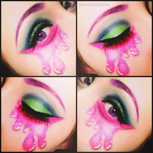 To see this makeup look and more, follow me on Instagram @beautybyashley ☺💕