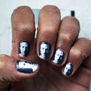 Ryan Gosling Nail Art Decals