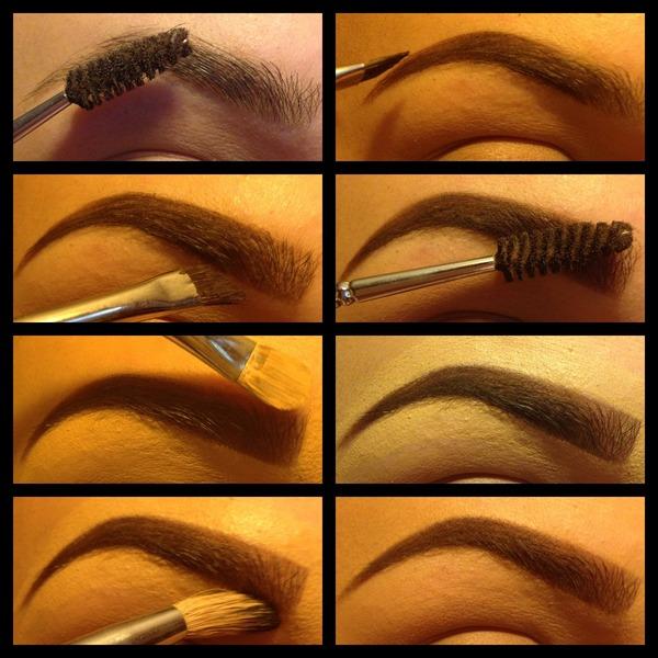 Dramatic brow tutorial | Chrissy F 's Photo | Beautylish