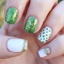 St. Patrick's Nails!