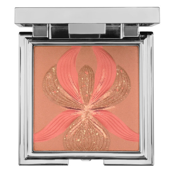 Sisley-Paris L'Orchidée Highlighting Blush product smear.