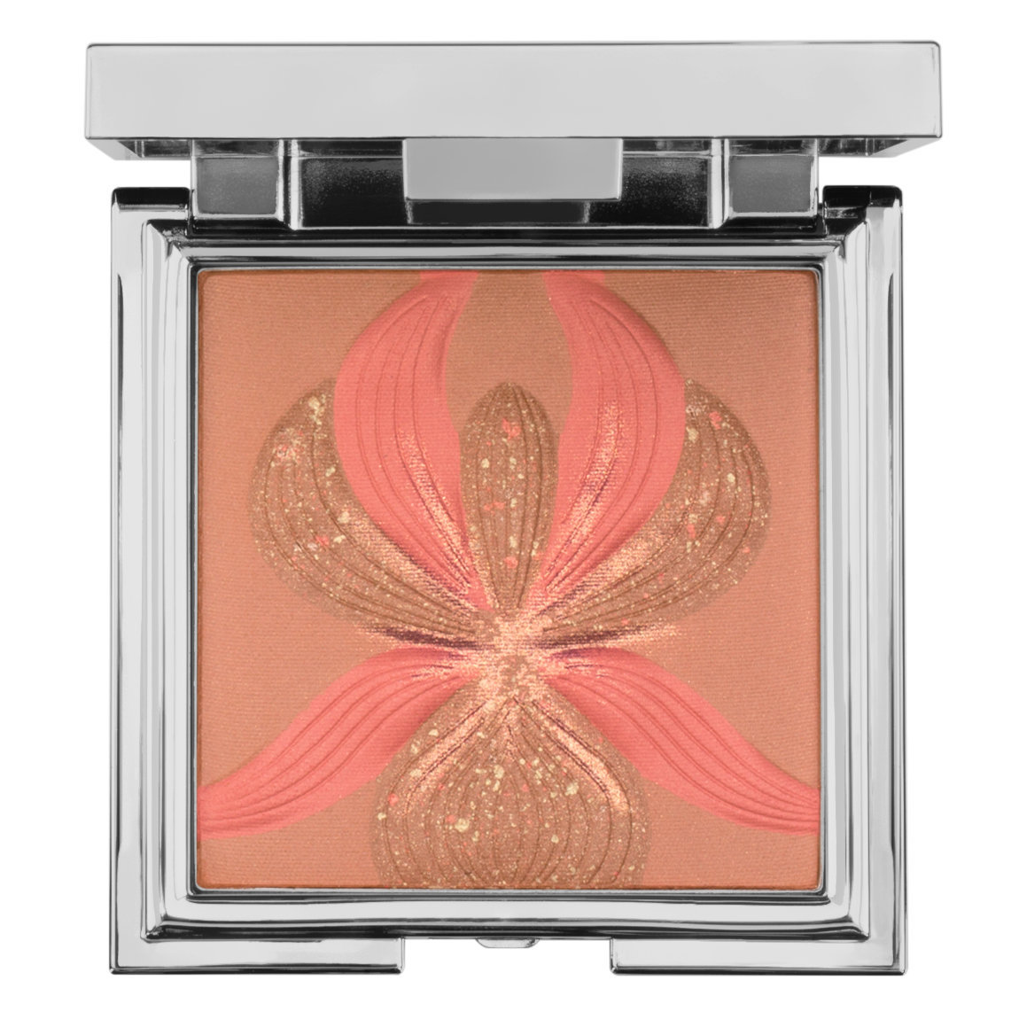 Sisley-Paris L'Orchidée Highlighting Blush Original product smear.