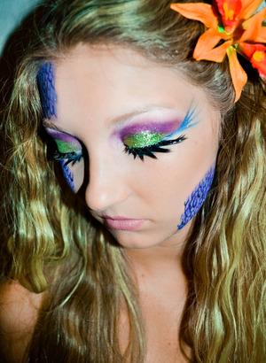 Mermaid inspired #2