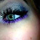 Purple Eye Makeup💜