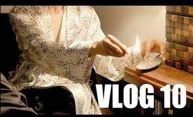 Vlog 10: Packing eBay Orders, Grocery Haul, Trying Tofu & NightCap
