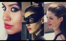Make-up / TDKR Anne Hathaway as Catwoman