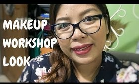 Get Ready with Me for my Makeup Workshop | Team Montes