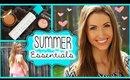 ♥ 2014 Summer Essentials || RachhLoves
