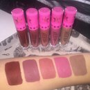 Jeffree star lipsticks
