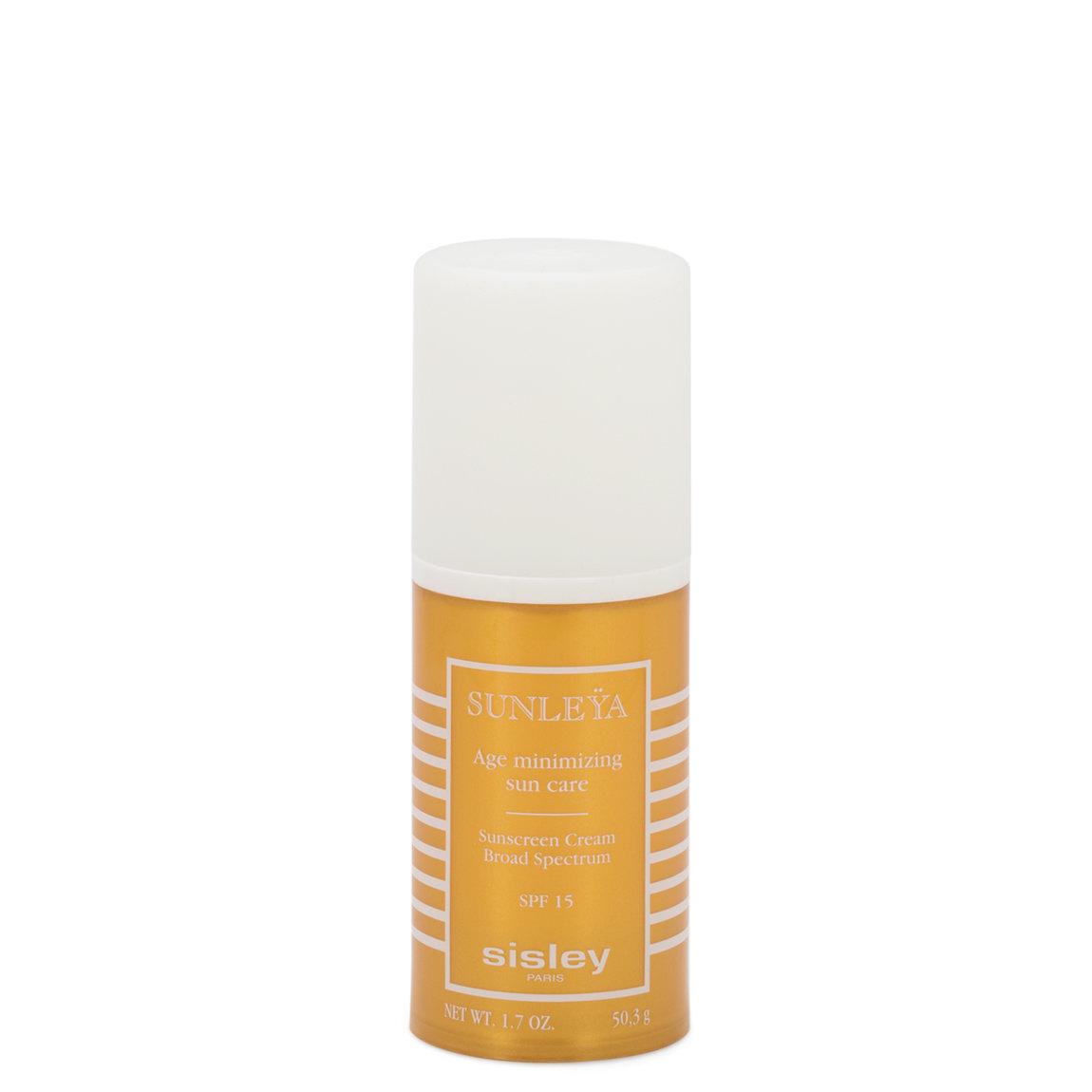 Sisley-Paris Sunleÿa Age Minimizing Sun Care SPF 15 alternative view 1 - product swatch.