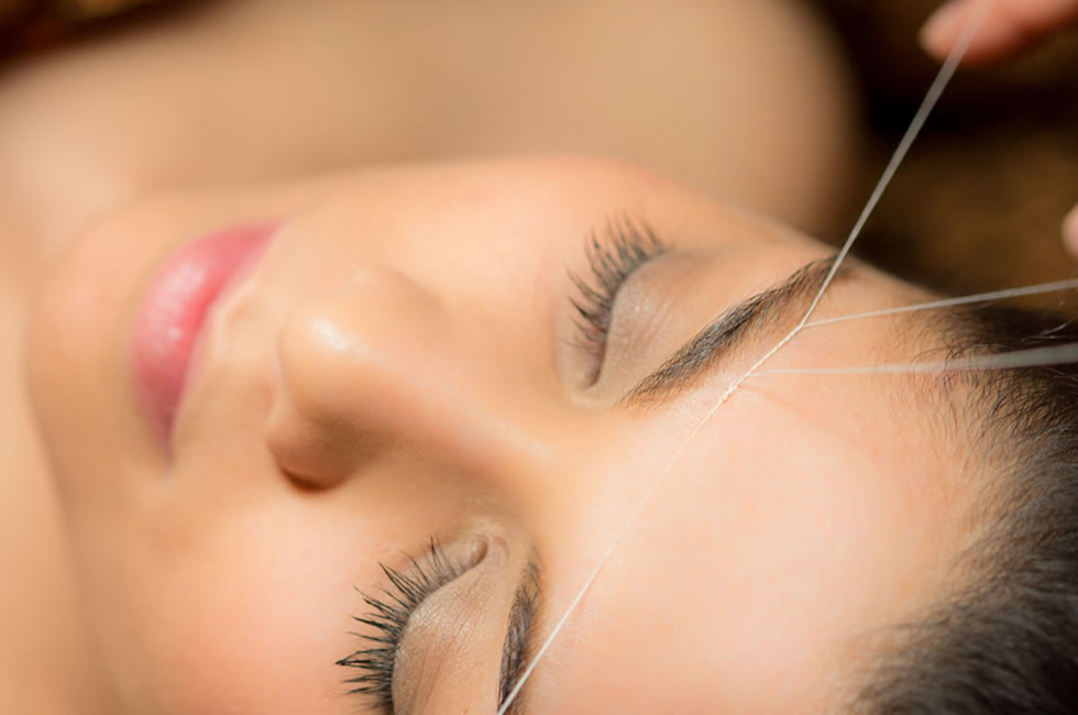 Before You Get Your Eyebrows Threaded, Read This | Beautylish