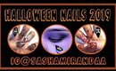 Halloween Nails 2019