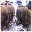 Soft Loose Curls
