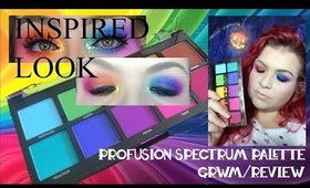 Profusion Spectrum GRWM and Review