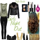 Edgy, Cute Outfit