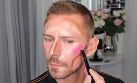 Clown Contouring: Wayne Goss Breaks Down the Latest Craze