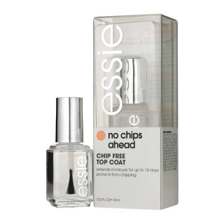 Essie No Chips Ahead Topcoat