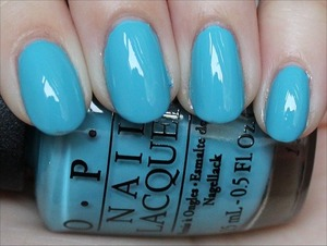 From the Euro Centrale Collection. See more swatches & my review here: http://www.swatchandlearn.com/opi-cant-find-my-czechbook-swatches-review/