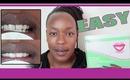 WhiteningLightning Review | at home DIY Teeth Whitening