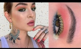 Playful GLAM GRWM 🍉  easy to copy makeup