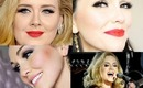 Adele Grammy Makeup Tutorial (2 in 1)