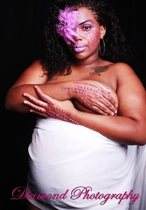 Creative Maternity Photo Shoot Makeup & Styling by Me