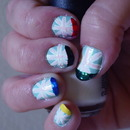 Olimpic Nails London 2012