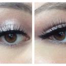 Soft Rosy Eye Look