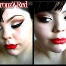 Bronzy Red