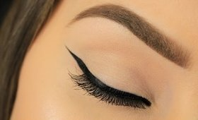How To: Perfect Winged Eyeliner | Beginners Tips & Tricks!