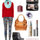 Fall Outfit Makeup 1 Karen H S Beauty Playlist Photo